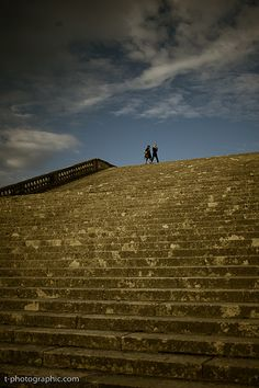 Greater Paris, Steps, Palace of Versailles, Versailles