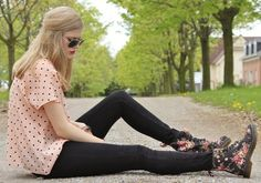 I just really want a pair of floral doc martens please?!?!