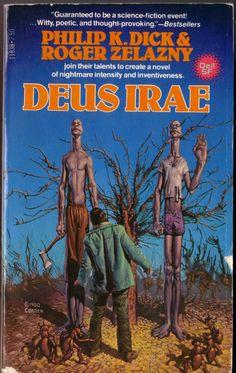 Deus Irae - Philip K. Dick & Roger Zelazny, cover by Corben