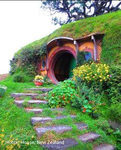 .Hobbit house