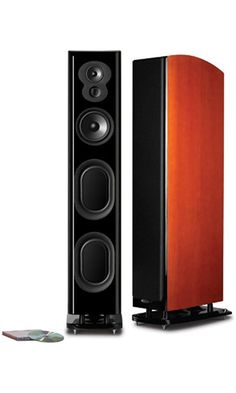 Polk Audio LSiM 705 Floorstanding Speaker (Mt. Vernon Cherry, Each) Best Price