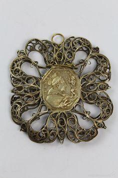 """Brillo trozos munich-pulsera Sterling Sterling plata 925 ///""""Peace /""""circonita"""