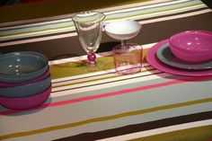 nappe pic Decoration Table, Martini, Glass, Fabrics, Table Linens, Dishcloth, Canvases, Painted Canvas, City
