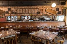 Virtual Tour for Brick Cafe Restaurant in NYC