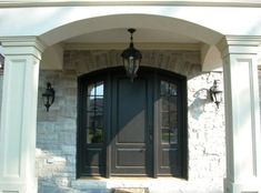front entryway ideas | ... Front Entry Doors » Custom Build Front Entry Door by Bentley Design