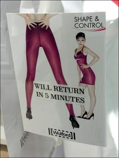 Wolfords Will Return Customer Appreciation, Wolford, Store Hours, Visual Merchandising, Retail, Packing, Lingerie, Bag Packaging, Underwear