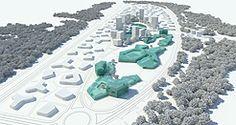 Propuesta adjudicataria del proyecto de la Ciudad de la Seguridad