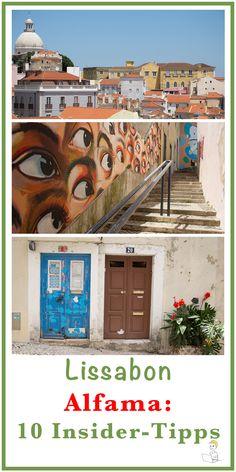 Die Alfama ist auf jeder Lissabon-Reise ein absolutes Muss. Doch auch bei den Touristen steht das älteste Stadtviertel Lissabons hoch im Kurs – so drängeln sich massenweise Leute durch die engen Gassen der Alfama. Wer jedoch den ganz besonderen Alfama Charme abseits des touristischen Pfads erleben möchte, sollte unbedingt meinen 10 Insider-Tipps für die Alfama folgen …