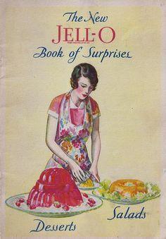 vintage jello mold recipes 1920 | ... Jello on Pinterest | Jello salads, Cranberry jello and Orange fluff