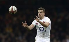 George Ford of England    Photo David Roger, Getty Images