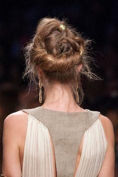 goddess hairstyle