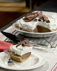 The BEST French silk pie recipe ever!!