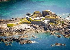 Fort Clonque, Channel Islands