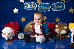 Little Prince Cake Smash | CT Smash the cake photographer | Luciene Pestana Photography | West Hartford CT_0087.jpg