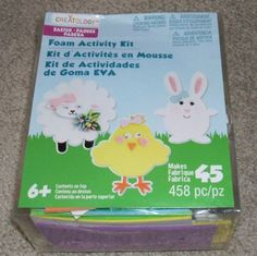 Easter-and-Spring-Foam-Activity-Kits-Creatology-New-Crafts