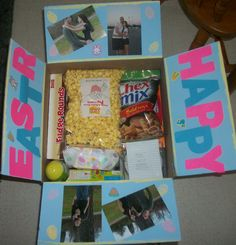 Easter care package for my marine cute ideas pinterest easter care package for my marine cute ideas pinterest easter marines and gift negle Images