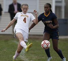 Photos: H.S. GIRLS SOCCER: Cardinal Spellman plays to scoreless draw - The Enterprise, Brockton, MA - Brockton, MA