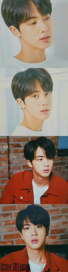 방탄소년단 • [SCAN] MEDIHEAL x BTS • #Jin ♡♡