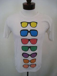 Jonas LA Jonas Brothers Wardrobe T-Shirt JUNK FOOD Brand Sunglasses Splash Party, Eye Chart, Jonas Brothers, Junk Food, Fashion Forward, Eyewear, Entertainment, Fashion Outfits, Sunglasses