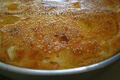 Φετόπιτα - τυρόπιτα χωρίς φύλλο Greek Sweets, Greek Desserts, Greek Recipes, Desert Recipes, Chef Recipes, Baking Recipes, Cypriot Food, Mini Cheesecakes, Savoury Dishes