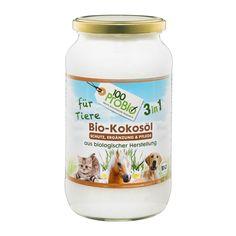 Kokosöl+für+Tiere+ist+ein+natürlich+wirksamer+Schutz+gegen+Zecken,+Milben+und+andere+Parasiten.+Für+Hunde,+Katzen+&+Pferde+bestens+geiegnet.