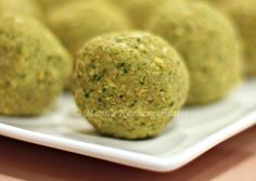 Falafel - Thermomix-Variante