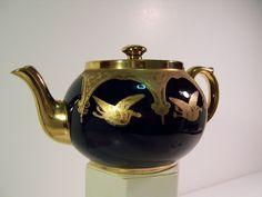Gibson's Teapot | Staffordshire, England | 19th Century
