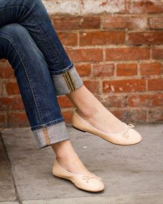 Get this look with the CAbi Blue Moon Indie. Cuffed up with Ballet Flats. Or rolled down with heels or boots!