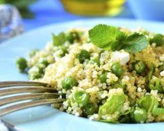 Taboulé frais de quinoa Croq'Kilos feta menthe et petits pois : http://www.fourchette-et-bikini.fr/recettes/recettes-minceur/taboule-frais-de-quinoa-croqkilos-feta-menthe-et-petits-pois.html