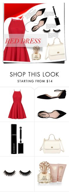 """""""Para passear em boa companhia"""" by thais-santana-1 ❤ liked on Polyvore featuring Chi Chi, Giorgio Armani, Givenchy, Dolce&Gabbana and Vince Camuto"""