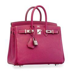 Hermes Bags, Hermes Handbags, Fashion Handbags, Purses And Handbags, Fashion Bags, Designer Handbags, Birkin Bags, Birkin 25, Hermes Birkin