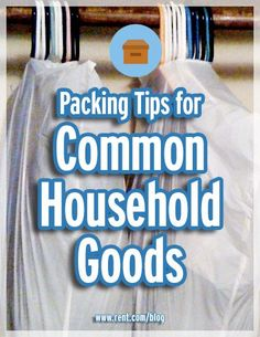 Moving doesn't have to be stressful. Use these packing tips to be more than prepared for moving  | Packing Tips