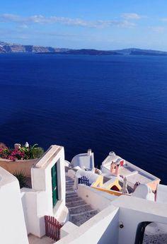 My honey moon destination  Greece - Santorini