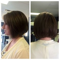 Love a longer front! Took 7 inches off! So cute! & easy to fix for this busy mom!
