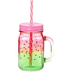Jar mugs china oz mason for wedding favors Mason Jar Glasses, Mason Jars, Mason Jar With Straw, Tumbler With Straw, Cute Water Bottles, House Plants Decor, Cute Cups, Drinkware, Wedding Favors