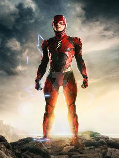 Justice League: The Flash by GOXIII on DeviantArt