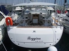 S/Y REGGINA Bavaria Cruiser 45