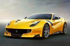 Ferrari F12tdf - Special Series Limited Edition of 799
