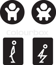 new bathroom signage Toilet Logo, Toilet Signage, Bathroom Signage, Washroom Sign, Funny Toilet Signs, Wc Sign, Office Signage, Restroom Design, Coffee Shop Design