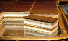 Lahodné medové rezy s úžasnou chuťou si ihneď zamilujete aj vy! Hungarian Desserts, Hungarian Recipes, Tiramisu, Ethnic Recipes, Glass, Sweet, Food, Anna, News