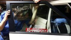 Leaving the Bernie Rally in Portlandia