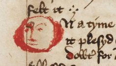 """On a tyme owre Lord spak to the sayd creatur . . . seying to hyr gostly undirstondyng."" Add 61823 f101v"