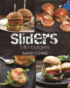 We have hit a dude food revolution and Sliders has become the latest food trend for entertaining and tapas style eating. Sliders are trendy mini burgers that are all the rage right now, one of the big
