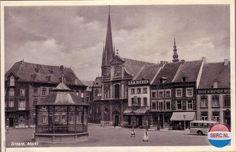 Markt Sittard (jaartal: 1930 tot 1940) - Foto's SERC