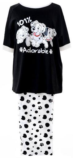 Ladies Disney Pyjama Sets: Amazon.co.uk: Clothing