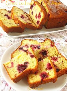Romanian Desserts, Romanian Food, Cake Recipes, Dessert Recipes, Pastry And Bakery, Sweet Cakes, Something Sweet, Sweet Bread, No Bake Desserts