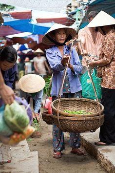 Hoi An Market, Vietnam by sally