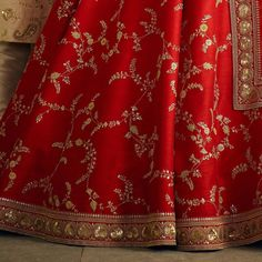 Every year girls from different parts of the world and different social demographics come to us looking for the Sabyasachi red bridal