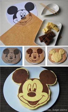 Pienso...luego cocino: Decoraciones básicas con chocolate (I)