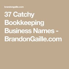 37 catchy bookkeeping business names bookkeeping business 37 catchy bookkeeping business names brandongaille malvernweather Image collections